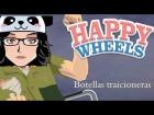 V�deo: Botellas traicioneras   Happy wheels [2]