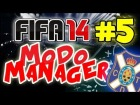 "V�deo FIFA 14 FIFA 14 | Modo Carrera | Capitulo 5 #T1. \""SABOR AGRIDULCE\"""