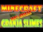 Granja Slimes Minecraft PS3 - Xbox 360 tutorial EFECTIVA 100% (Espa�ol)