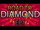 V�deo: ROAD TO DIAMOND EP.1 | RENGAR JUNGLER (full gameplay comentary)