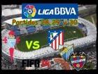 V�deo: |Celta vs Atletico,Malaga y Levante | Liga Part.28,29 y 30 | *Irregularidad*