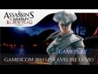 V�deo Assassin's Creed 4: Assassin's Creed - 4 Black Flag | Aveline PS4 Gameplay Preview (Gamescom 2013)