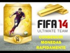 COMO CONSEGUIR MONEDAS FIFA 14 ULTIMATE TEAM RAPIDAMENTE