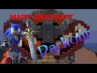 V�deo Minecraft: Gameplay Mapa Parkour - Minecraft ( Parte.1)
