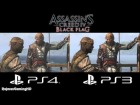 V�deo Assassin's Creed 4: Assassin's Creed IV Black Flag - PS3 vs PS4 Graphics Comparison [1080p] TRUE-HD QUALITY