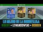 Fifa 14 Ultimate Team | Lo Mejor De La Bundesliga con Ribery Toty |