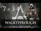 Assassin's Creed IV Black Flag - Walkthrough - 1080p - Secuencia 7 - Recuerdo 3 y 4 - Sync 100%