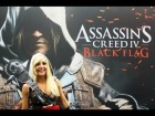 V�deo Assassin's Creed 4: Gamescom 2013: Jessica Nigri Interview