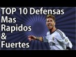 TOP 10 Defensas Centrales Rapidos & Fuertes FIFA 14 Ultimate Team