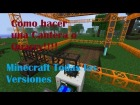 Minecraft - Buildcraft - Cantera - Quarry - Creacion y Crafteos - Todas las versiones - 2014