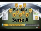 Fifa 14 Ultimate Team | Plantilla - Serie A