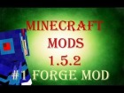 |Minecraft Mods 1.5.2| Descargar Instalar Forge