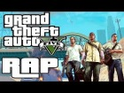 V�deo Grand Theft Auto V: GTA V RAP | Zarcort, Piter-G, Cyclo, Keyblade