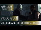 Assassin's Creed 4 Black Flag | Walkthrough - Secuencia 3 - Recuerdo 5 al 100%