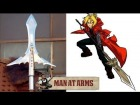 V�deo: Elric's Spear (Fullmetal Alchemist: Brotherhood) - MAN AT ARMS