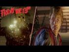 Video: Un Noob En Viernes 13/Primera Partida/Friday The 13th The Game