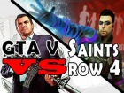 V�deo Grand Theft Auto V: GTA 5 vs. Saints Row 4: Who\\\'s better? (A JT Machinima/TeamHeadKick collab)