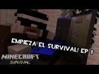 V�deo: EMPIEZA EL SURVIVAL!  EP01 | Survivaleando en MC