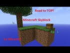 V�deo Minecraft: Minecraft skyblock Supervivencia en el server de Minetsii / Road to TOP  Ep.1