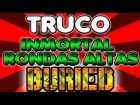 Truco: BURIED || Inmortal en el Saloon y Amontonaci�n Zombies || Glitch Pile Up GODMODE