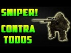 V�deo Call of Duty: Black Ops 2: Arrasando con Sniper!! - Black Ops 2