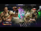 Video: Killer Instinct Christmas Edition - Topomaligno (Tusk, General RAAM) vs Mirach (Spinal, Kan-Ra)