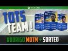Fifa 14 Ultimate| TOTS Team + MOTM + Sorteo |Mart�nez TOTS , Gabi TOTS , P�rez TOTS....