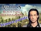 V�deo Assassin's Creed 4: Assassin's Creed 4 Black Flag Multijugador - Primera partida