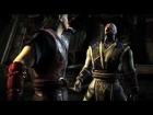 V�deo: Mortal Kombat X - El Clan Shaolin (trailer en espa�ol)