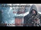 V�deo: Rendimiento: Assassins Creed Rogue - Radeon 7750 | R7 250