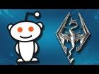 V�deo: Reddit Community Mourns Fallen Skyrim Player