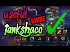 Video: Cómo ser útil con Shaco | Tank and being useful Shaco Guide | Platinum 2 OTP Shaco