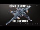 V�deo: Descargar modelos 3D de los hologramas