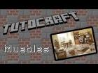 """C�mo hacer muebles en Minecraft"" || TUTOCRAFT #5"