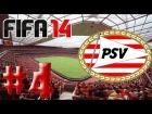 """V�deo FIFA 14 Fifa 14: PSV Eindhoven Modo Carrera - Ep.4 """"Buena Din�mica"""""""
