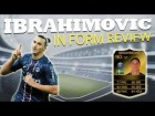 Fifa 14 Ultimate Team | Review Ibrahimovic IF | Online Goals Compilation
