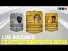 Fifa 14 Ultimate Team | BBVA : Los mejores Centrocampistas |