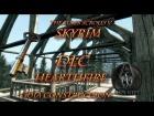 Skyrim - Skyrim DLC Hearthfire Video-Gu�a construye tres casas Espa�ol HD