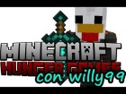 V�deo Minecraft: LOS PRIMOS DE WILLY :D en los Hunger Games! | Minecraft