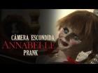 V�deo: C�mara oculta de la peli ''Annabelle''(Muy gracioso xDD)