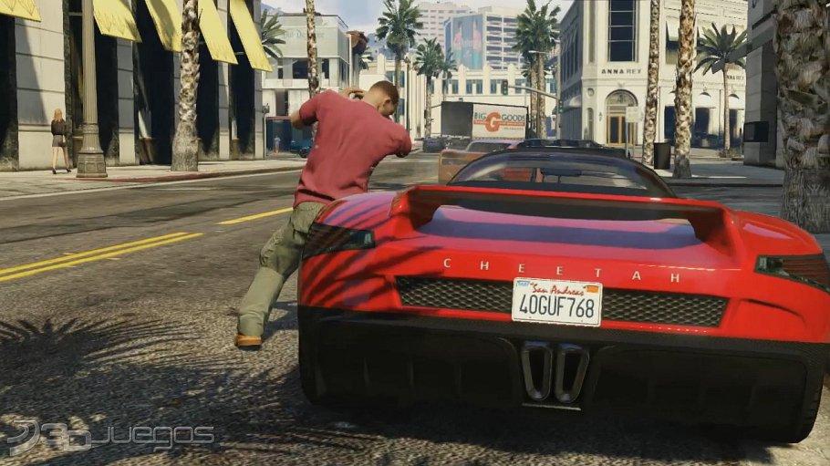 GTA 5 PC Game Download Full Version - Grand Theft Auto V