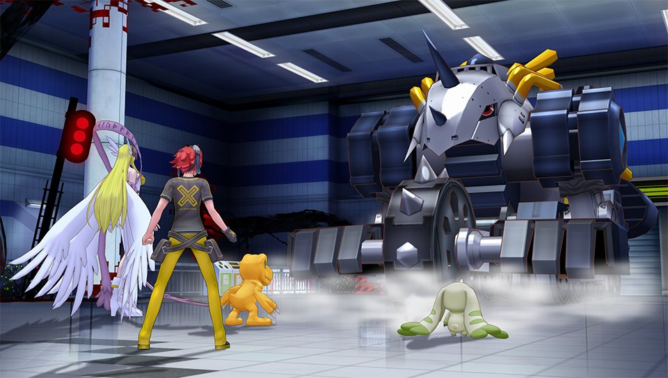 DIGIMON STORY: Cyber Truth - America en 2016 para PS4 y Vita Digimon_story-2435372