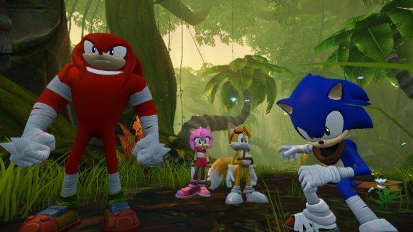 Sonic Boom llegará a nuestras pantallas en otoño de 2015