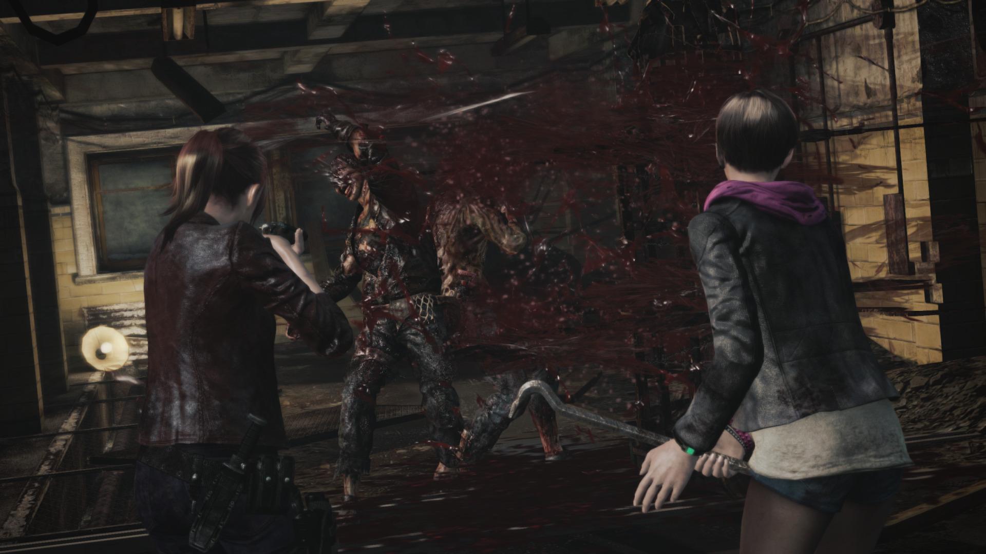 Resident Evil Revelations 2-Episodio 1
