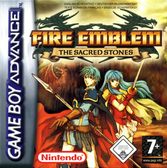 Fire Emblem: The Sacred Stones y F-Zero: GP Legend llegan a la Consola