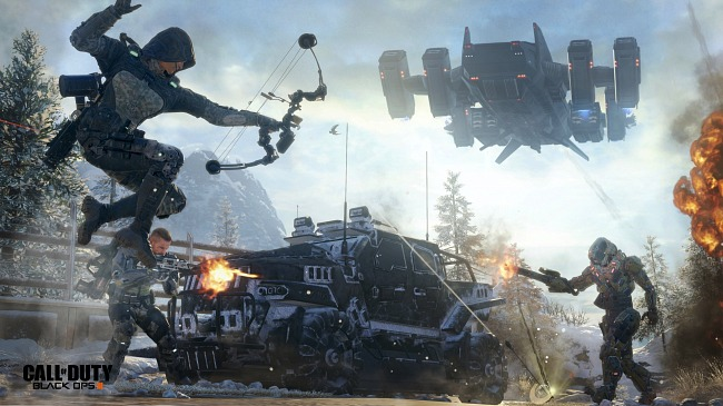 Call of Duty: Black Ops 3 will run at 30fps on Xbox 360 and PS3