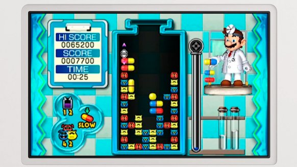 New Chibi Robo! and Dr. Mario will debut in Europe later this year