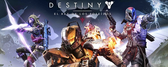 Destiny - The King of the Possessed