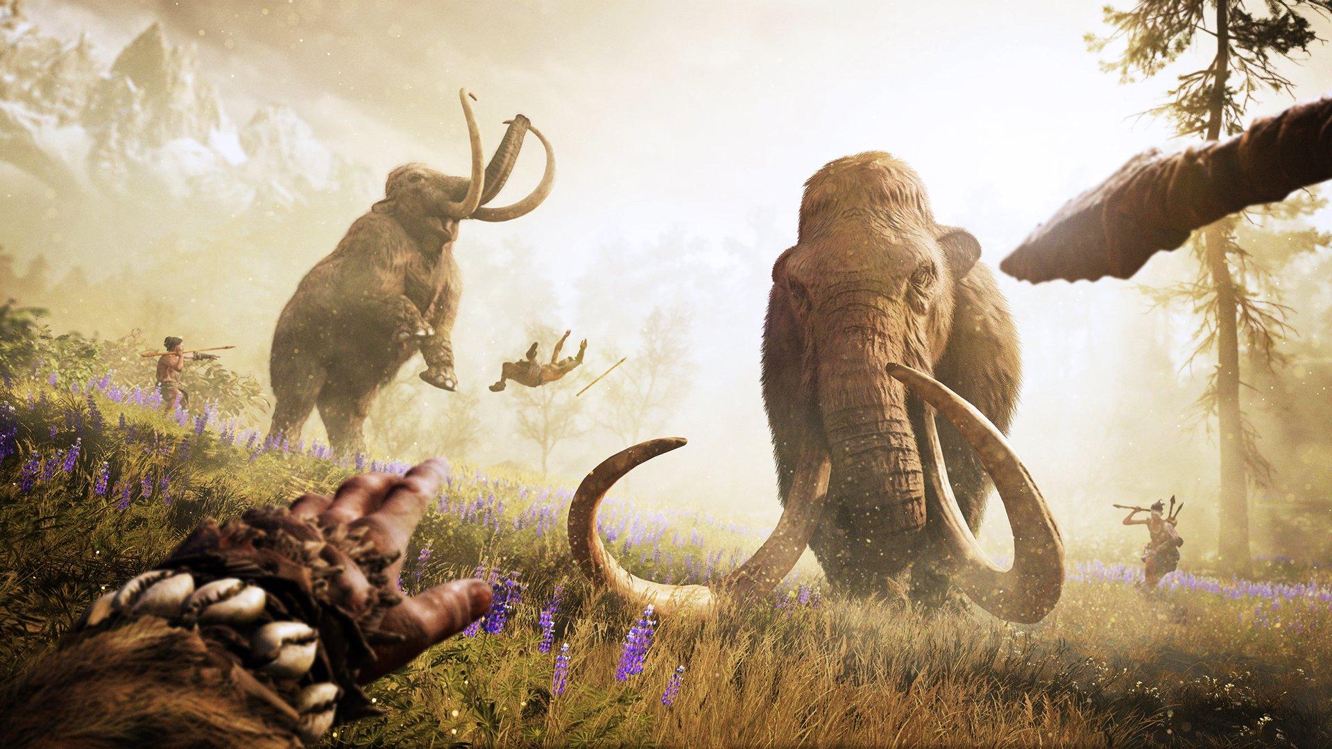 Ubisoft anticipa el anuncio de una aventura de supervivencia en un mundo prehistórico Far_cry_primal-3208160