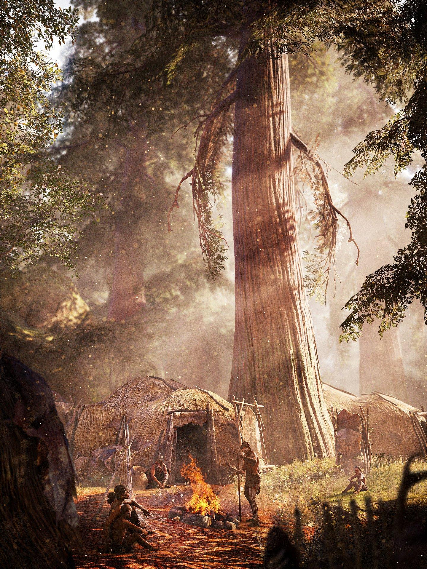 Ubisoft anticipa el anuncio de una aventura de supervivencia en un mundo prehistórico Far_cry_primal-3208380